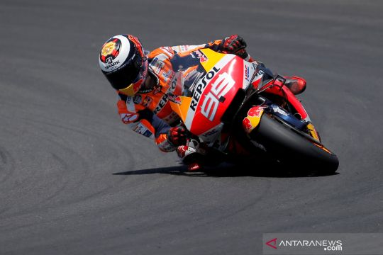 Tengok kembali aksi Jorge Lorenzo yang telah memutuskan pensiun dari MotoGP
