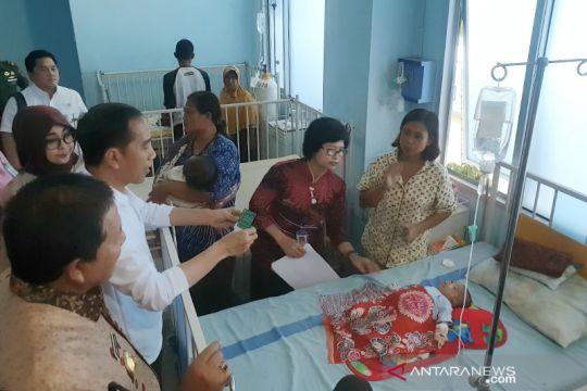 Presiden sidak BPJS Kesehatan di Lampung