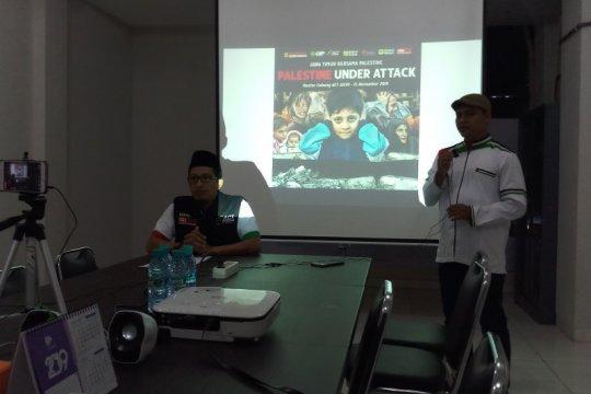 ACT Jatim berikan bantuan medis korban Palestina