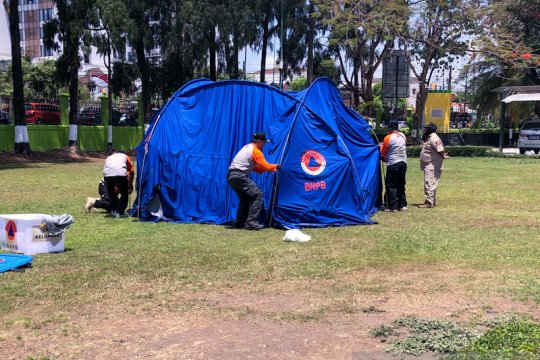 BPBD Yogyakarta kuatkan mitigasi bencana di seluruh sektor