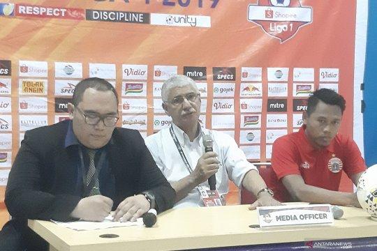 Pelatih Persija enggan kritik pemain atas gol Persela