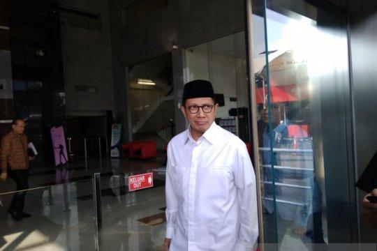 KPK mintai keterangan Lukman Hakim Saifuddin dalam proses penyelidikan