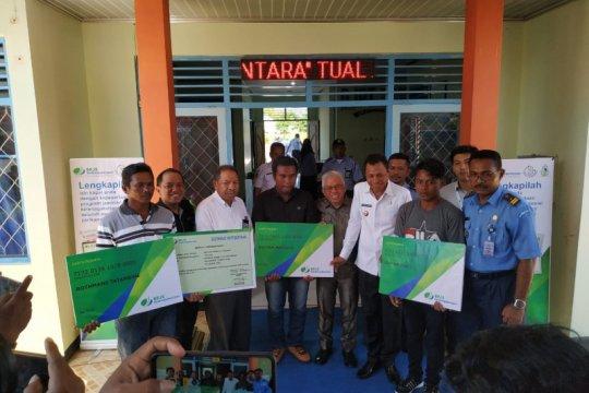 Ribuan ABK-nelayan di Tual dan Aru dilindungi BPJS Ketenagakerjaan