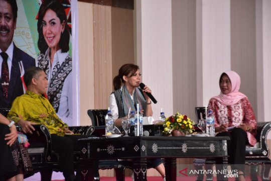 Najwa Shihab motivasi warga NTB gemar membaca