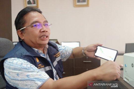 Normalisasi belum tuntas, bantaran Ciliwung masih terancam banjir
