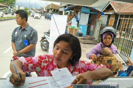 400 warga Padang sudah urus penurunan kelas layanan BPJS Kesehatan