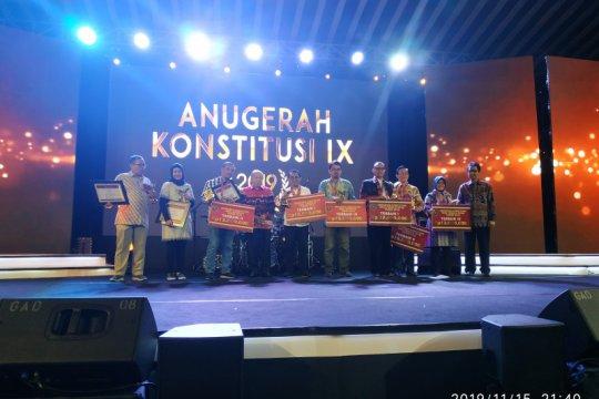 LKBN ANTARA raih media terbaik Anugerah Konstitusi 2019
