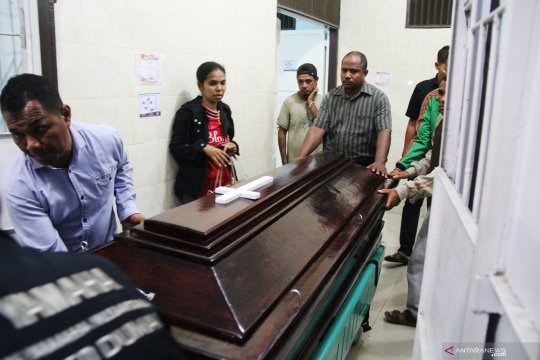 Pekerja migran asal NTT meninggal di Dumai