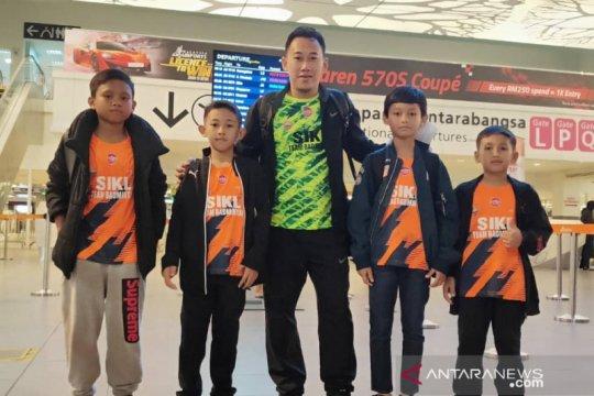 Empat siswa klub bulu tangkis SIKL ikuti seleksi PB Djarum