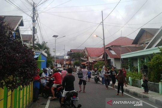 Pascagempa 7,1 magnitudo warga Maluku Utara diimbau tetap tenang