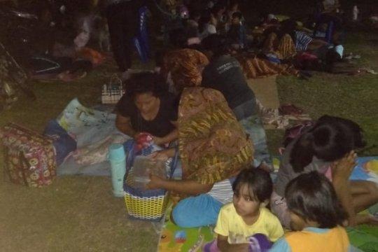 BPBD buka posko pasca-gempa Malut