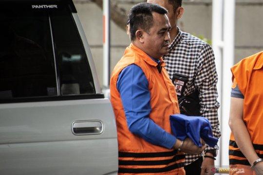 Pemeriksaan Bupati Bengkayang di KPK
