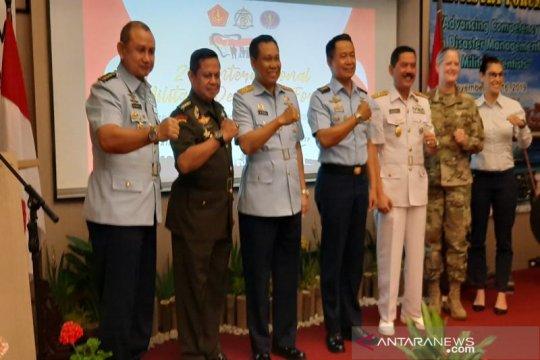 TNI dukung penanganan bencana