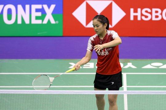 Ruselli dijegal Zhang pada delapan besar Hong Kong Open