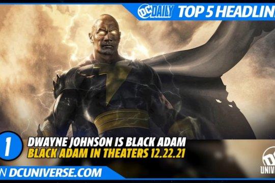 """Dwayne Johnson bocorkan tampilan kostum """"Black Adam"""""""
