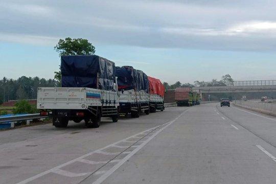 Dirut HK: Tol Kayu Agung- Lampung perlancar alur distribusi barang