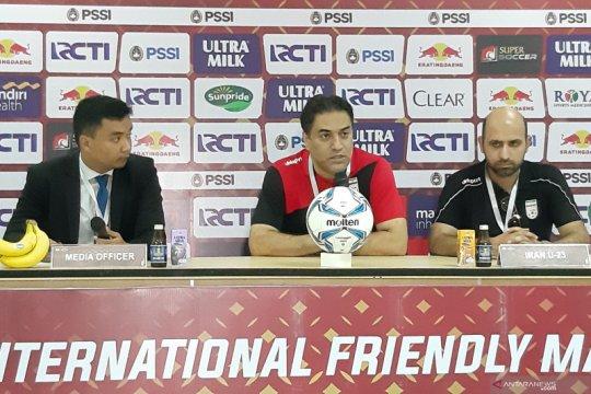 Kelelahan pengaruhi kekalahan timnas U-23 Iran dari Indonesia