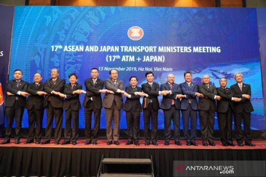 Indonesia sepakati 2 perjanjian internasional transportasi udara