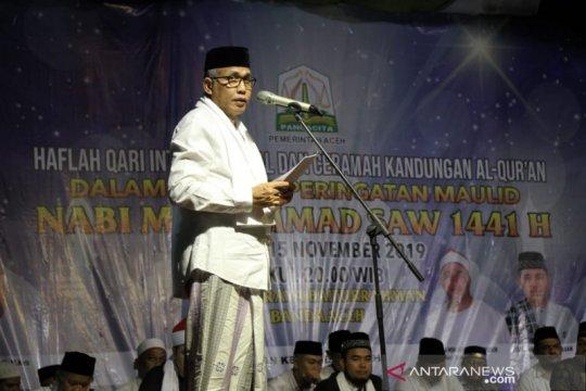 Aceh disebut benteng terakhir umat Islam di wilayah Nusantara