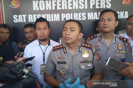 Polisi belum terima surat penangguhan penahanan anak Bupati Majalengka