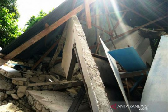 Bunyi pendeteksi gempa di Passo, bukan peringatan tsunami