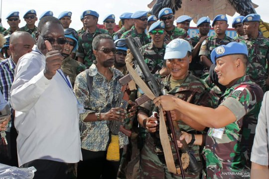 Warga sipil bisa mendaftar jadi agen perdamaian PBB
