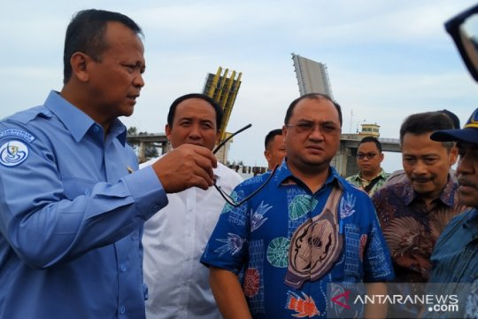 Menteri Edhy tindak tegas kapal trawl di Bangka Selatan