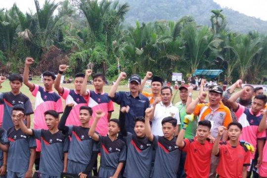 Liga Desa Nusantara Kemendes PDTT bisa jaring pesepakbola berbakat