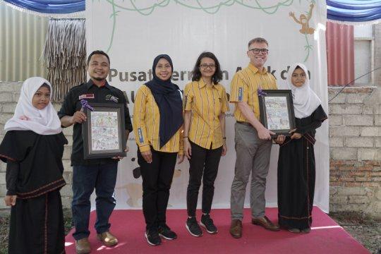 ACT-IKEA bangun pusat bermain anak terdampak bencana gempa Lombok