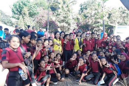 """""""Gerakan Kupang Hijau"""" dideklarasikan untuk pelestarian lingkungan"""