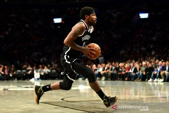 Nets tanpa Kyrie Irving lawan Bulls