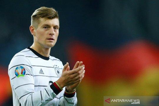 Kroos akui Jerman bukan favorit