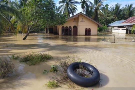 Nagan Raya usulkan Rp86 miliar di APBN tangani bencana alam banjir