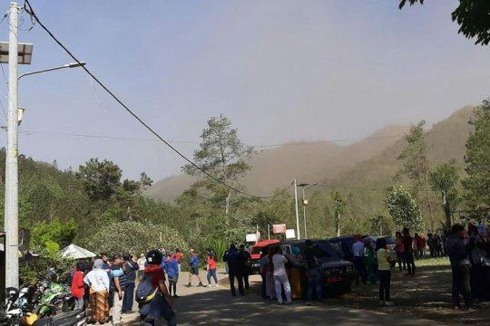 Angin kencang kembali terjang tiga desa di Kota Batu, Jawa Timur