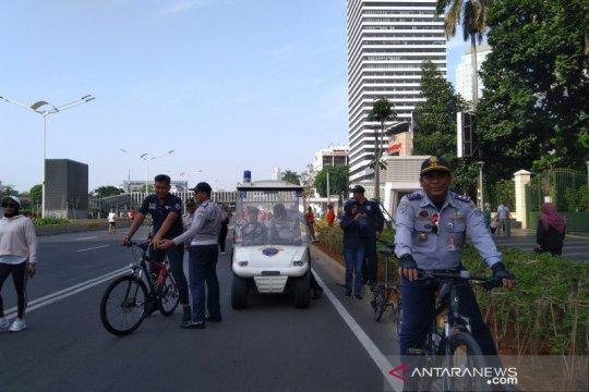 Dishub sebut pelaksanaan HBKB Thamrin-Sudirman lebih tertib