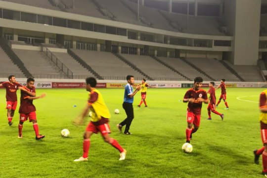 Indonesia huni grup berat pada Kejuaraan Sepak bola Pelajar Asia 2019