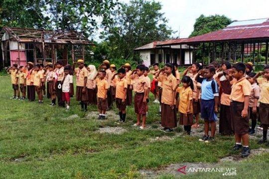 Anak-anak di perbatasan lebih memilih sekolah ke Malaysia