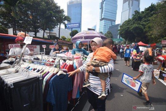 DPRD minta rencana penempatan PKL Jalan Sabang ke Thamrin 10