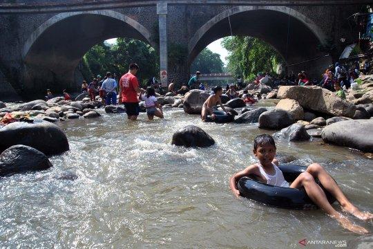 Libur Lebaran, tempat wisata di Bogor tetap buka untuk warga lokal