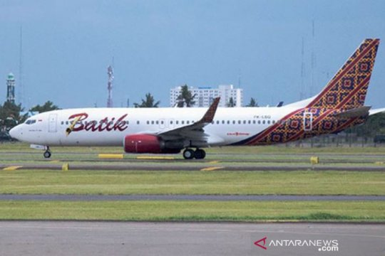 Pascabanjir, penerbangan Batik Air-Wings Air ke Halim kembali normal