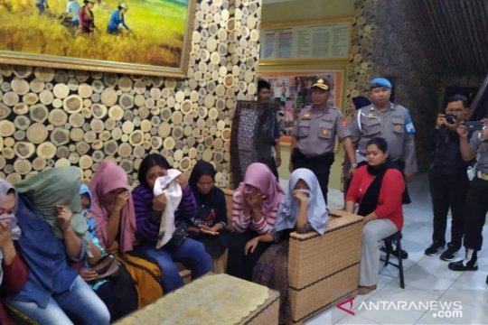 Polisi gagalkan pengiriman TKW ilegal ke Timur Tengah