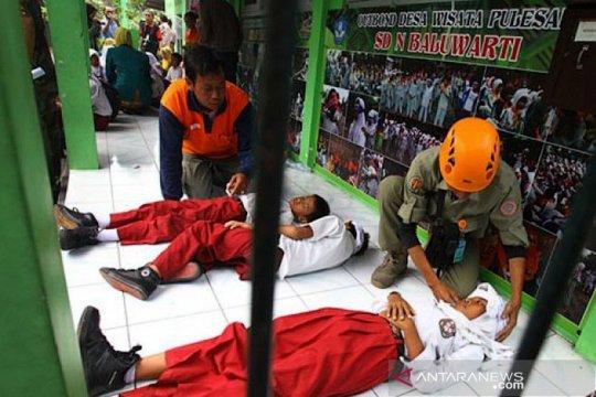 Yogyakarta kenalkan mitigasi bencana sejak dini lewat Tamiya