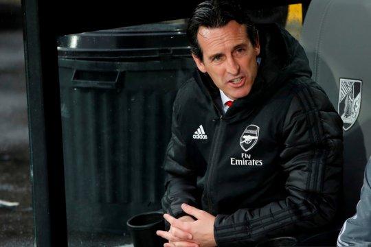 Arsenal beri Unai Emery waktu satu bulan untuk selamatkan kariernya