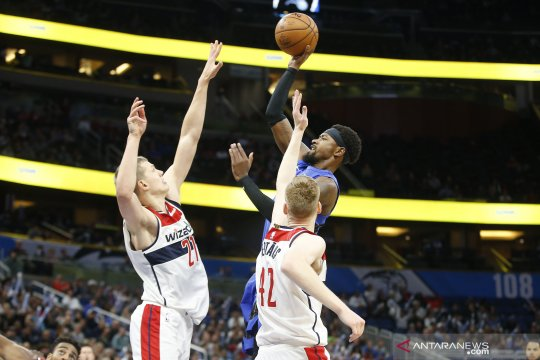 NBA: Orlando Magic vs Washington Wizards