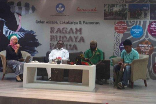 Pegiat budaya Papua sebut budaya stategis untuk membangun kerukunan