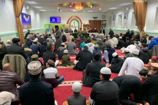 Ulama Jabar sebarkan pesan perdamaian  ke Inggris