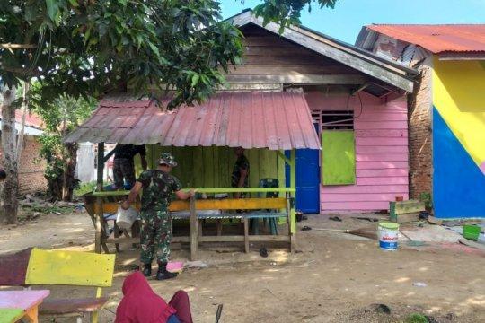 "Pertamina EP ubah kampung nelayan jadi kampung ""pelangi"""