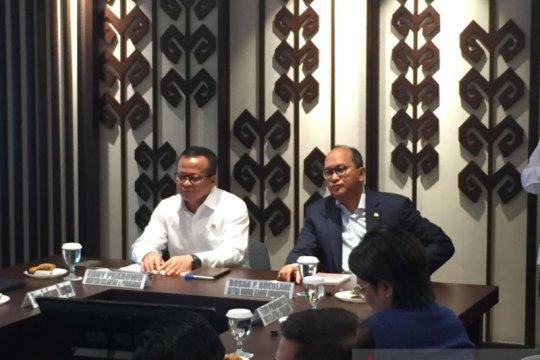 Menteri Edhy Prabowo datang ke Kadin, bahas sinergi budi daya ikan