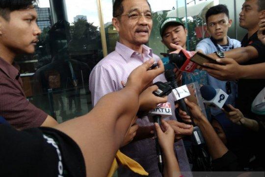 Gamawan Fauzi dikonfirmasi KPK proses penandatanganan proyek IPDN