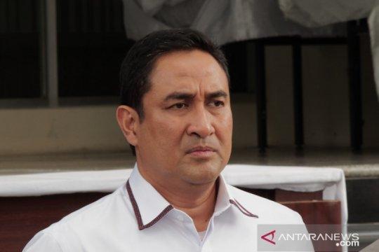 Polisi serahkan Surya Anta dkk ke Kejaksaan Negeri Jakarta Pusat
